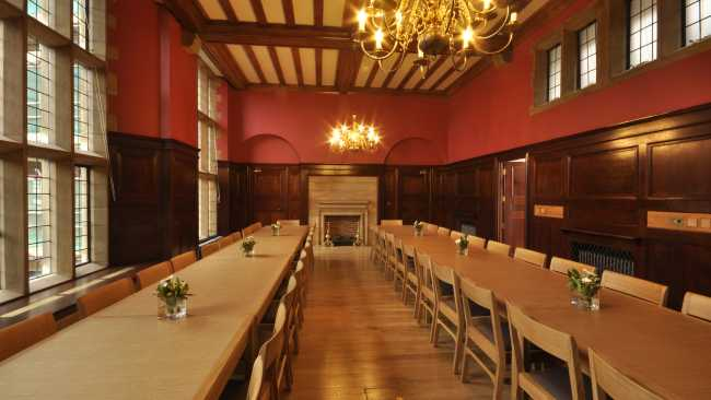 West Court Dining Room Jesus College In The University