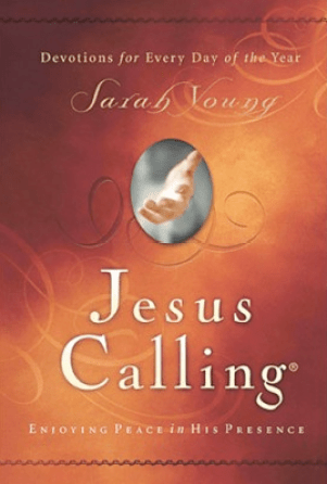 Image result for jesus calling
