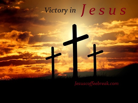 Image result for victory of jesus