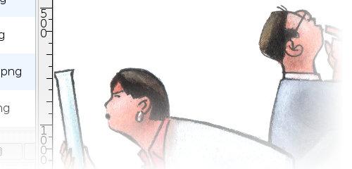 Retoque y preparaciónde ilustraciones con Gimp