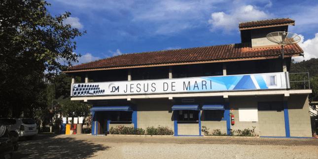 Fachada da Jesus de Mari