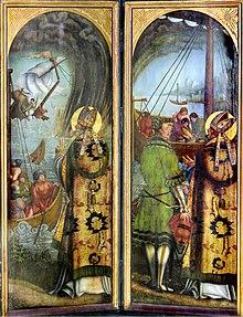 Heiliger Nikolaus, Schutzpatron der Russen, Serben und Kroaten