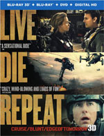 Live Die Repeat: Edge of Tomorrow 3D