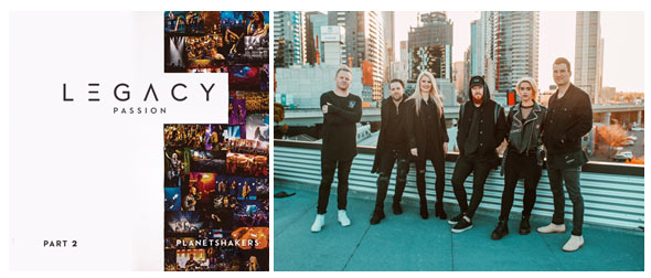 JFH News Planetshakers To Release New Music As The
