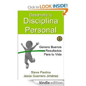 Libro: Desarrolla tu Disciplina Personal