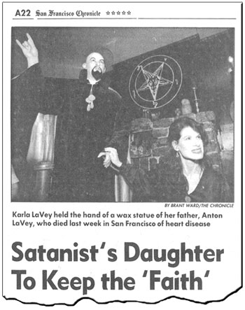 """The """"El Diablo"""" Satanic Hand Sign"""