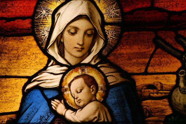 María en los Padres de la Iglesia