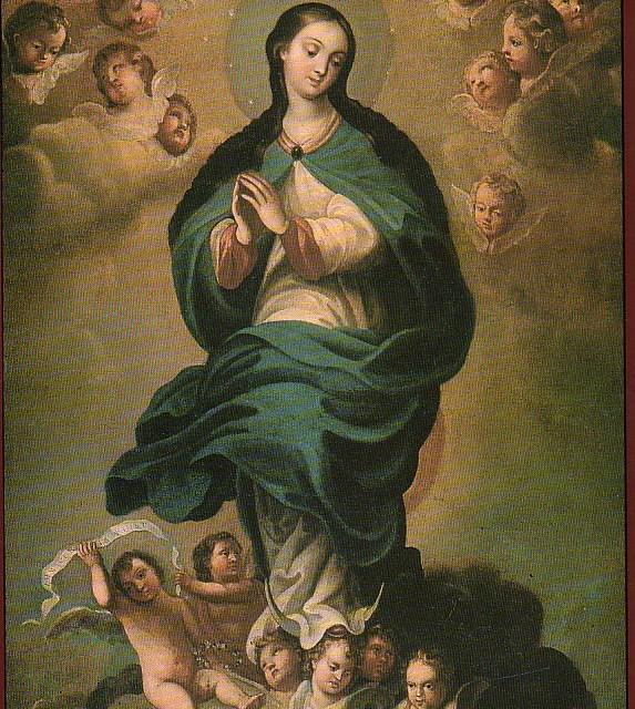 LA ASUNCION DE MARIA