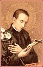 Cantaré eternamente las misericordias del Señor (san Luis Gonzaga)