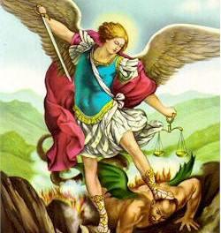 El nombre de «Ángel» designa la función, no el ser. (san Gregorio Magno)