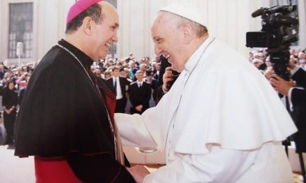 Grabación de la visita del Papa Francisco a Cd. Juárez. ¡Revívelo!