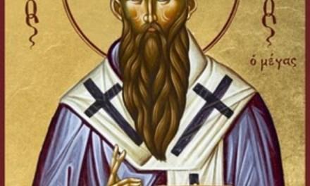 Del Libro de san Basilio Magno, obispo, Sobre el Espíritu Santo