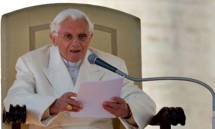 Homilía del Papa Benedicto XVI. 30.11.09