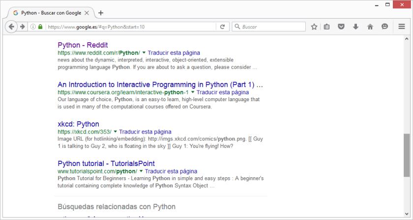 GooglePythonReddit
