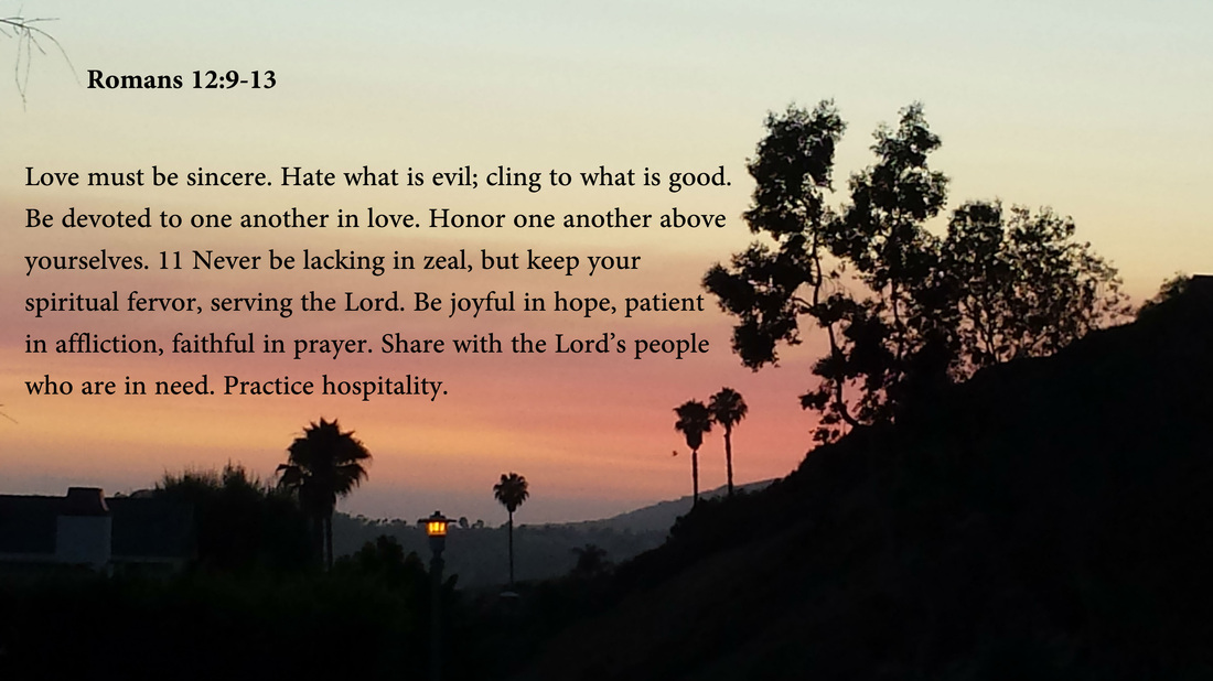 Image result for romans 12:9-13