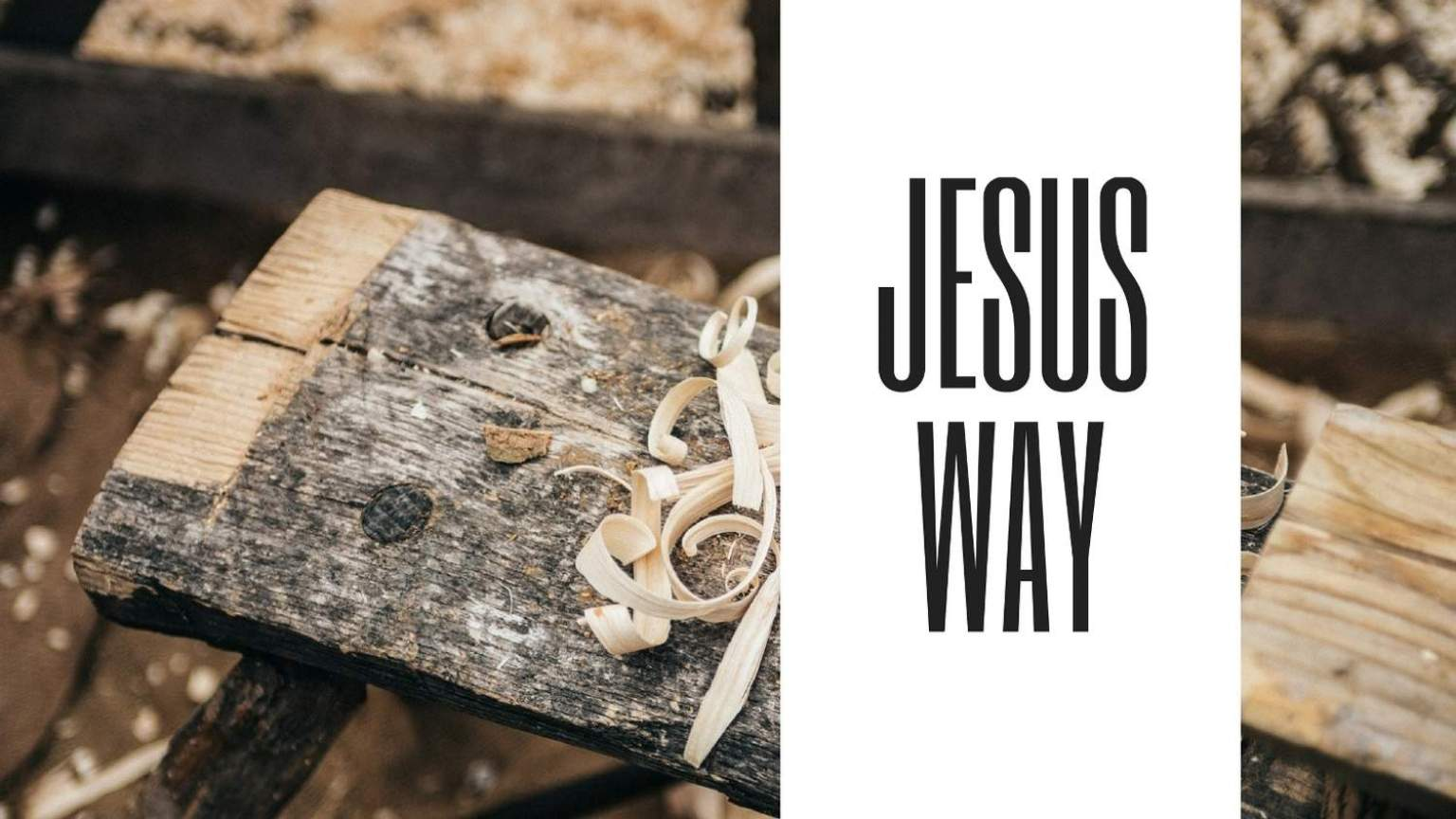 jesus way servant leadership