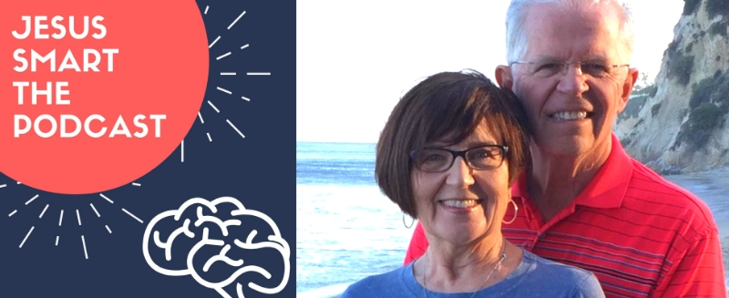 Healthy Soul Care — A Refreshing New Normal – Bill and Harriet Mouer (Podcast #55)