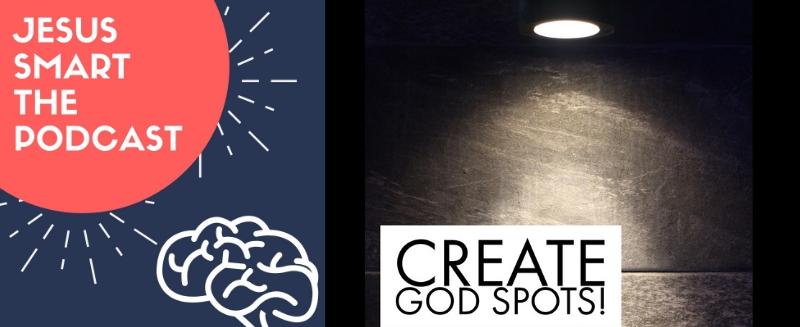 Godspeed! // Creating God Spots (Tinysode – 5:32)