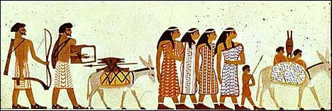 Image result for abraham at  egypt