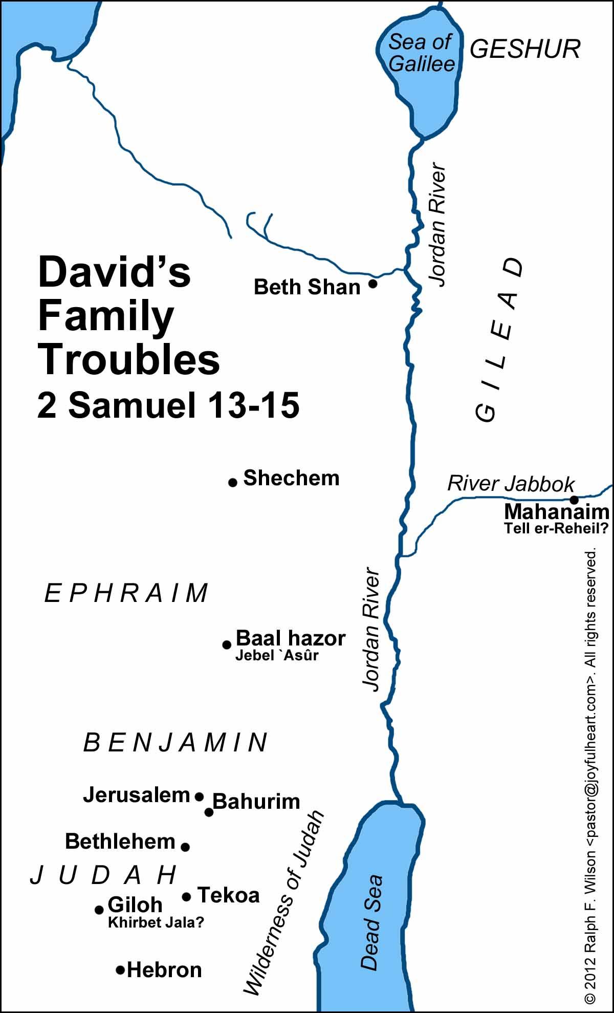 Image result for 2 samuel 13