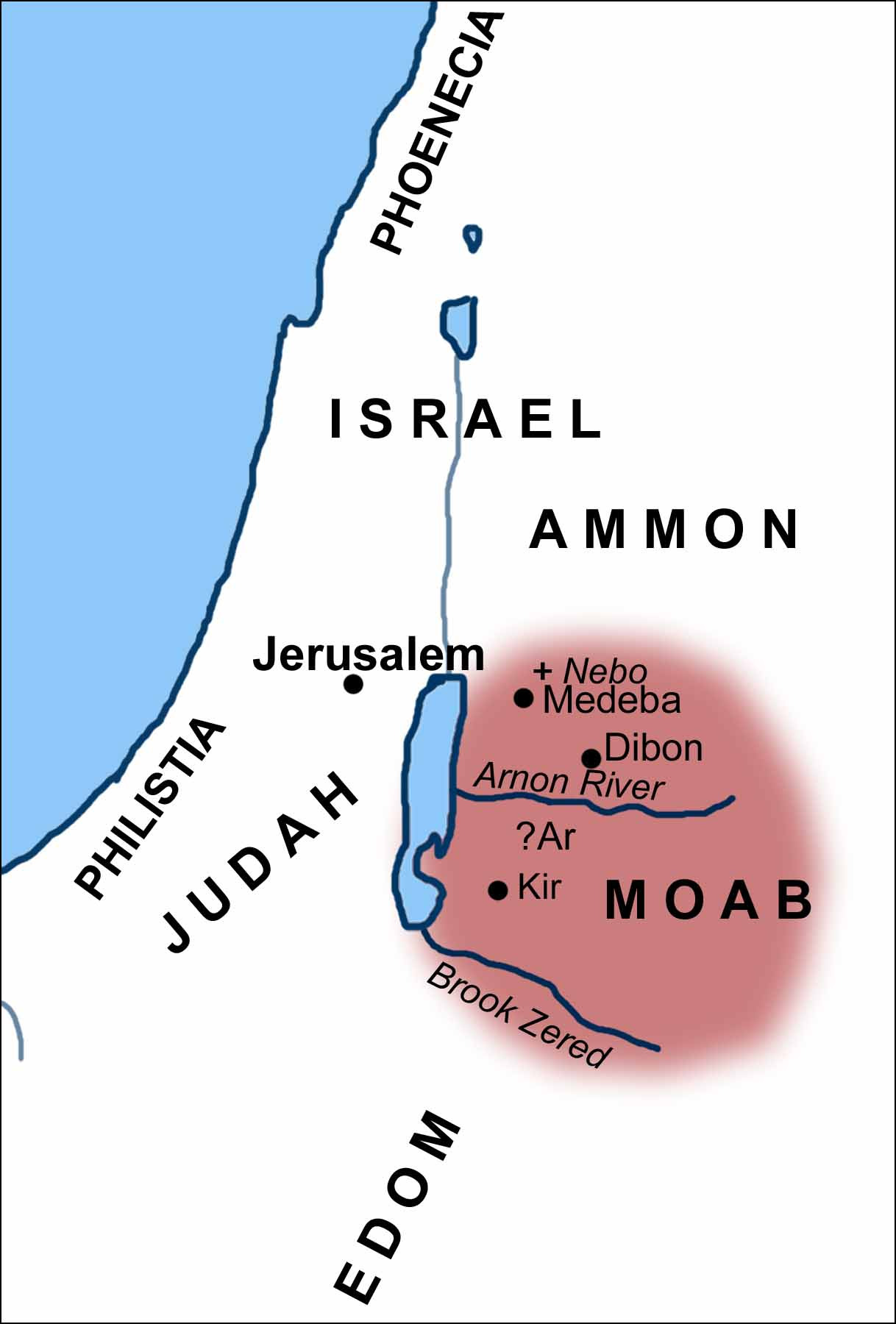 Image result for Moab in the time of Isaiah