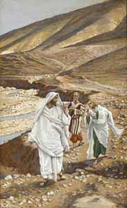 Image result for John 1: 35-37