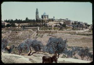 Mt Zion, Jerusalem