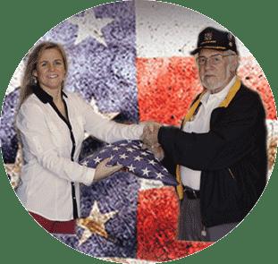 2016 Flag Retirement Program - JES Celebrates Flag Day - Giving Back