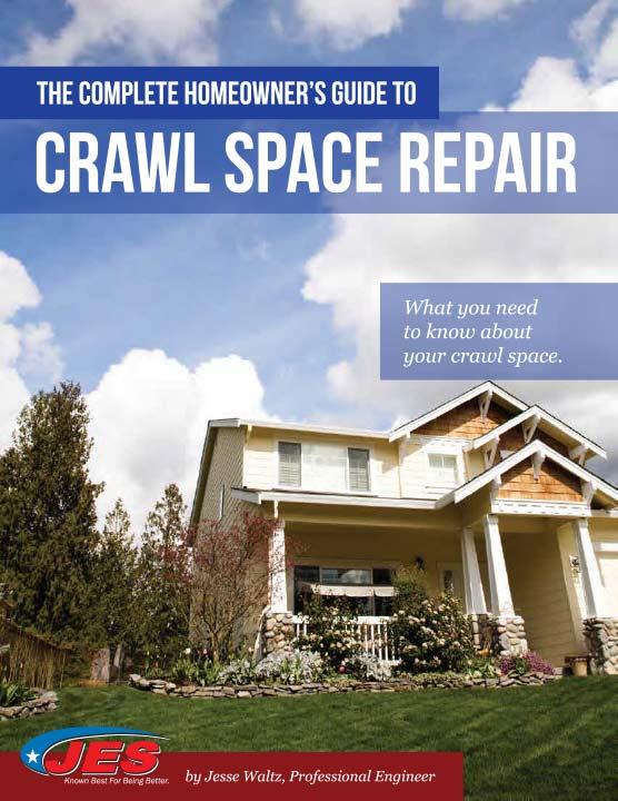 Homeowner's Guide - Crawl Space Repair