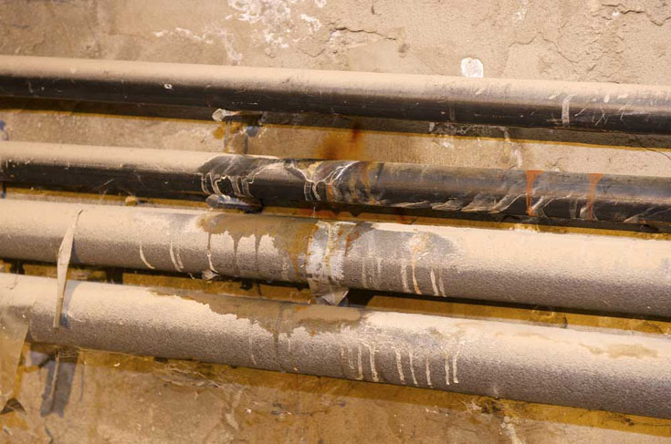 nterior water pipes freezing