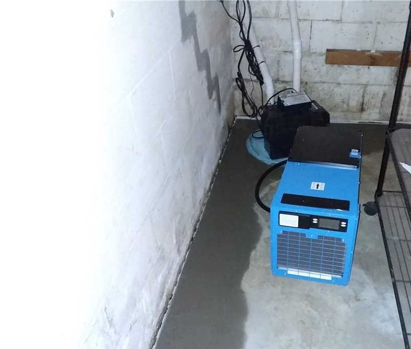 keep your basement dry