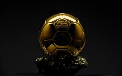 Les Ballons d'Or 2018 par la Maison Mellerio