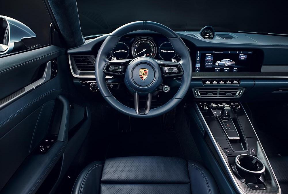 Porsche 911 : Une 8ème génération plus puissante, plus rapide, numérique