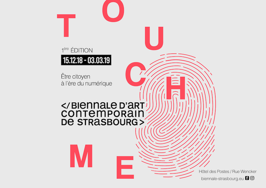 Art By Me touch me - 1ere biennale d'art contemporain (strasbourg) | jetsociety