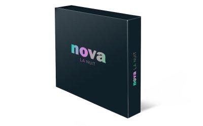 EXPÉRIENCE MUSICALE UNIQUE ET COSMIQUE : COFFRET NOVA LA NUIT • 6 CD & PRÈS DE 100 TITRES !