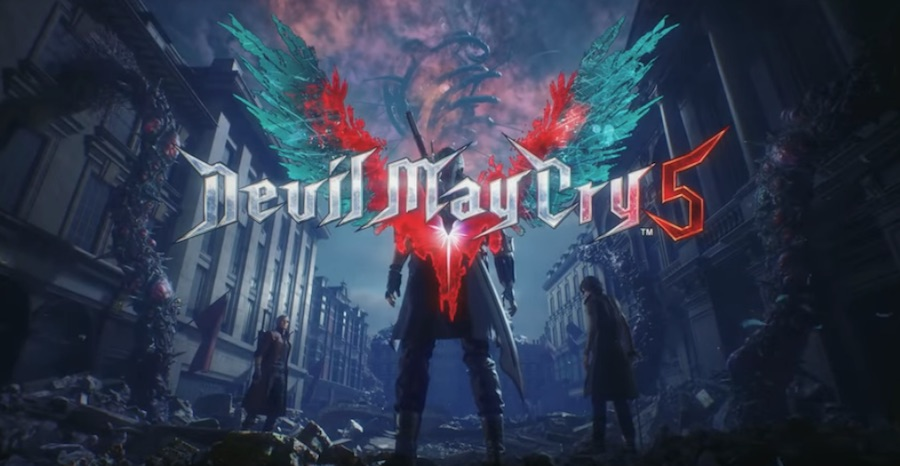 Démo jouable DEVIL MAY CRY 5 (Xbox One – X)