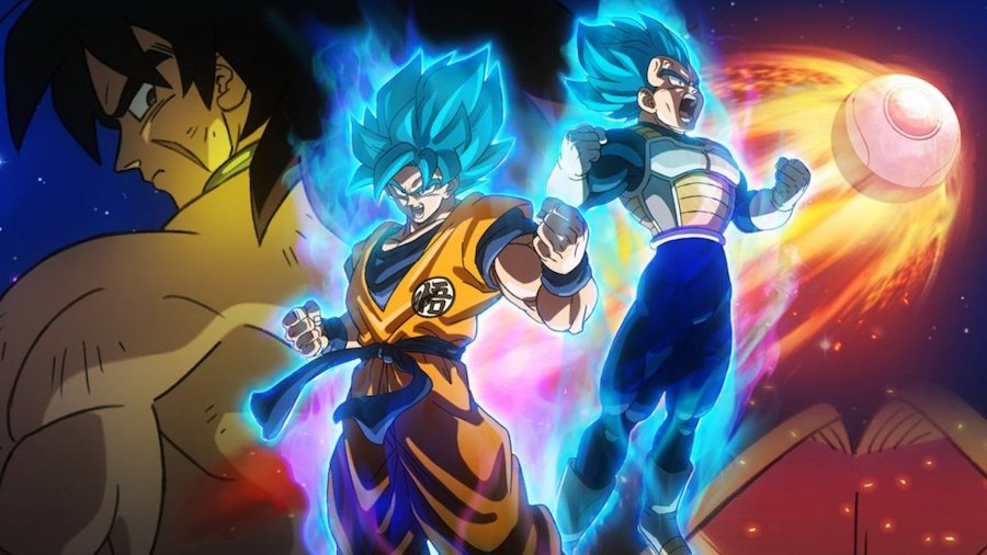 DRAGON BALL SUPER – BROLY au cinéma le 13 Mars 2019