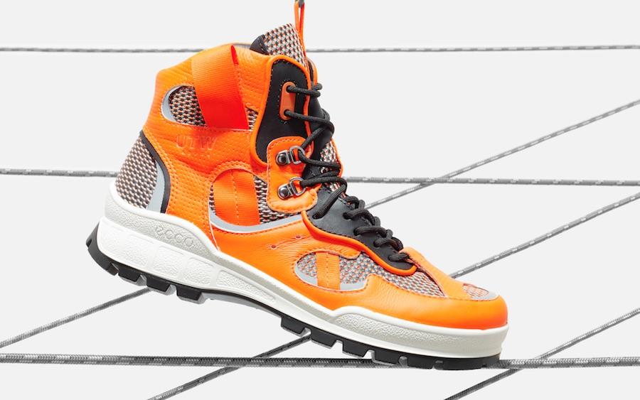 Sneaker collab : ECCO x Studio Hagel (Collection UTW63716)