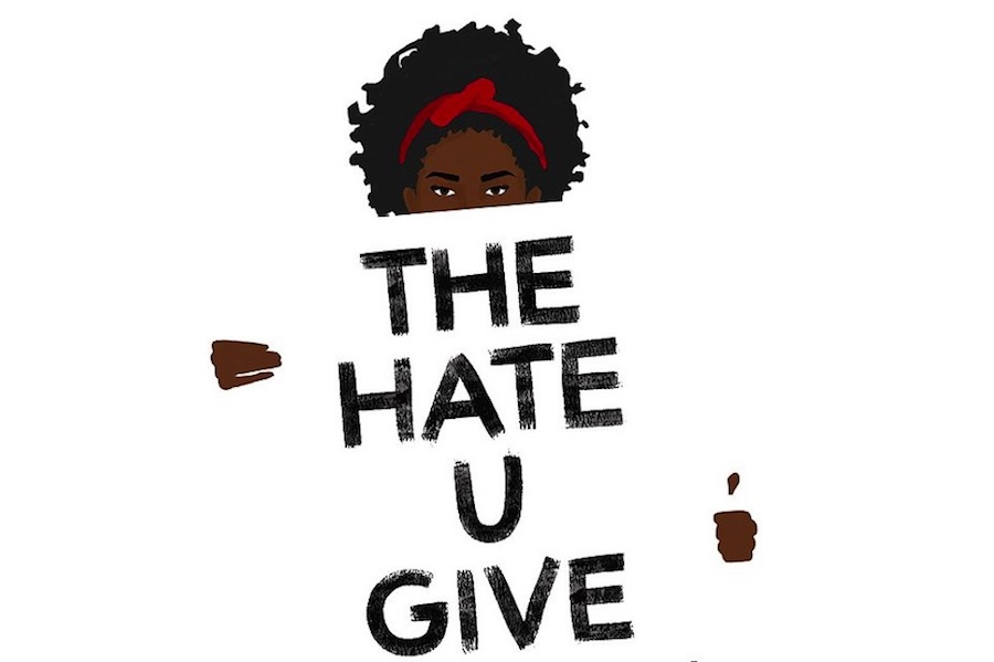 THE HATE U GIVE – ANGIE THOMAS