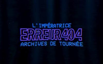 L'IMPÉRATRICE PRÉSENTE ses Archives de tournée – Matahari Tour 2018