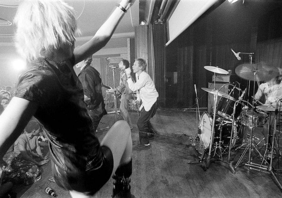 Iggy Pop & John Varvatos à la prod d'une Docusérie sur le Punk (avec les témoignages de John Lydon, Marky Ramone, Wayne Kramer, Jello Biafra, Debbie Harry…)