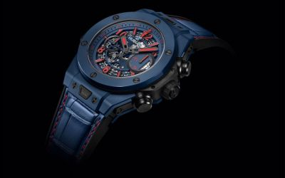 HUBLOT PRESENTE LA BIG BANG UNICO SPECIAL ONE