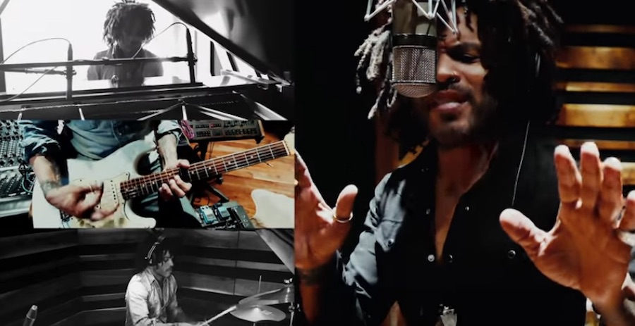 LOW (STUDIO VERSION) – LENNY KRAVITZ