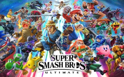 TEST EXPRESS – SUPER SMASH BROS. ULTIMATE (NINTENDO SWITCH)
