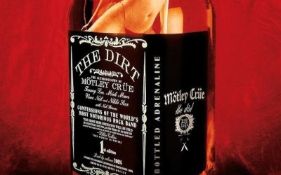 MOTLEY CRUE : THE DIRT le 22 mars 2019 sur Netflix