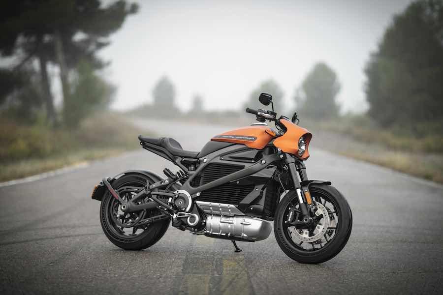 LiveWire, le futur par Harley-Davidson