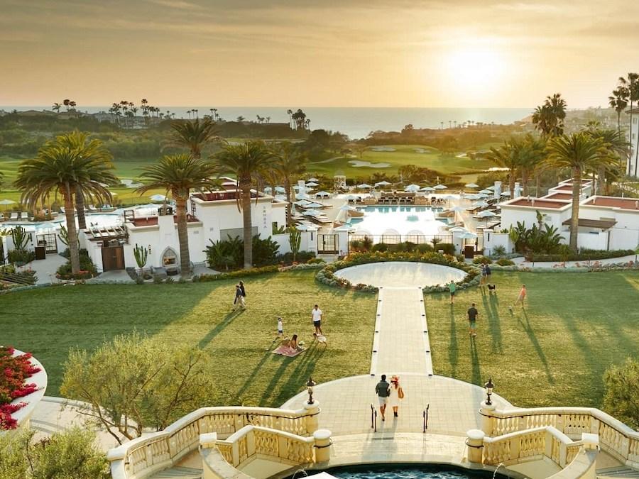 Monarch Beach Resort, Dana Point (Californie)