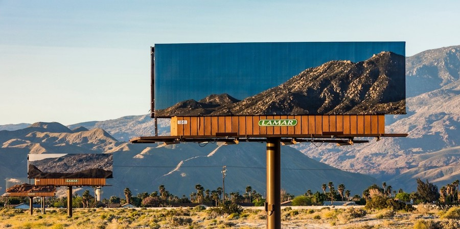 Exposition Desert X 2019, dans les déserts de Greater Palm Springs