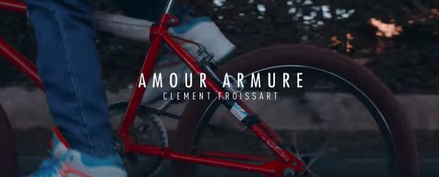 Clement Froissart – Amour Armure