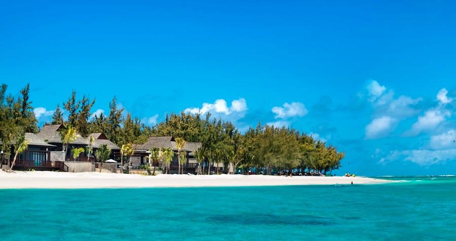 HONEYMOON SERENADE au St Régis Mauritius Resort